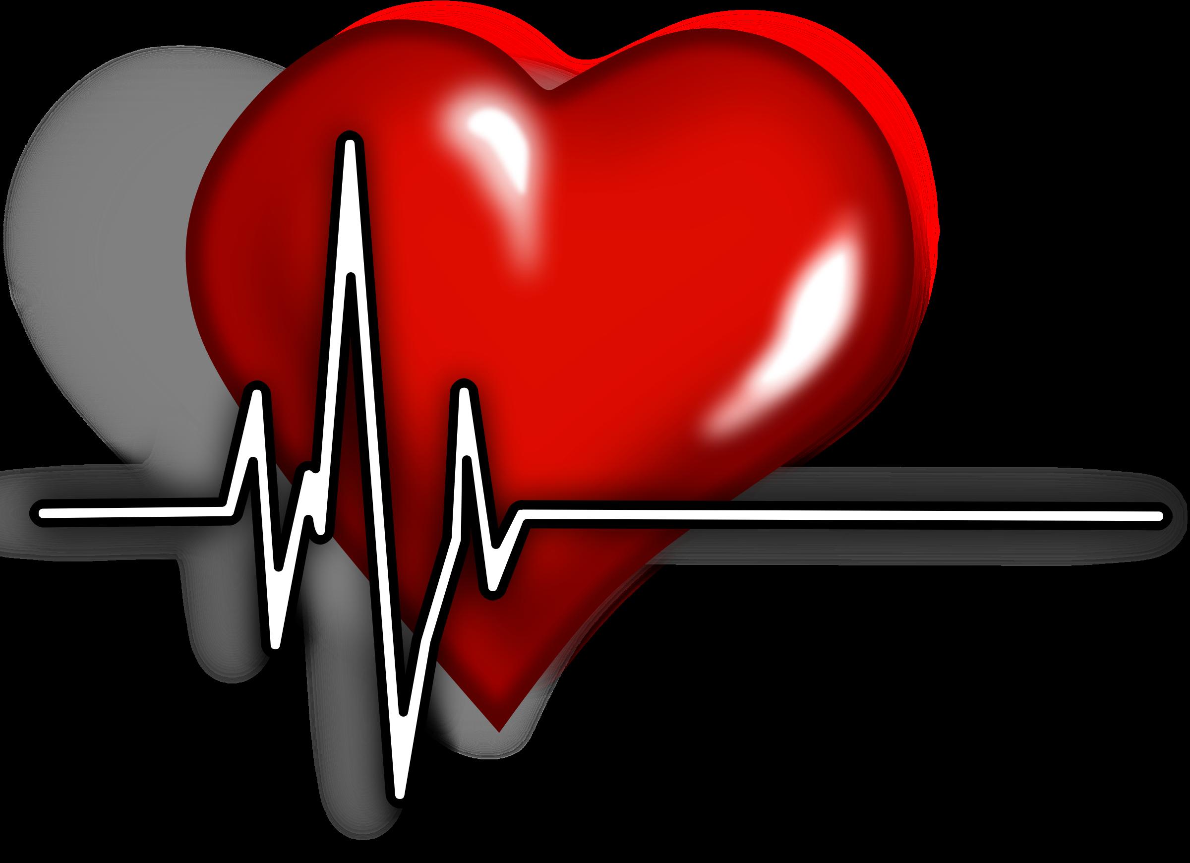 Ekg clipart love line. Heart clip art free