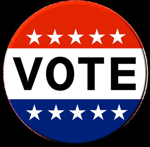 th amendment cliparts. Voting clipart vote button