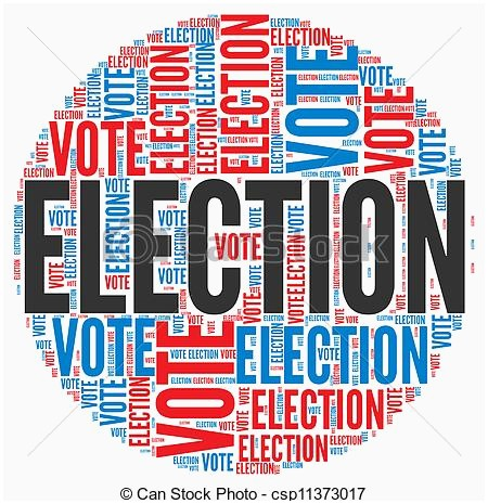 Vote free best of. Election clipart