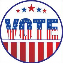 Election clipart. Free day