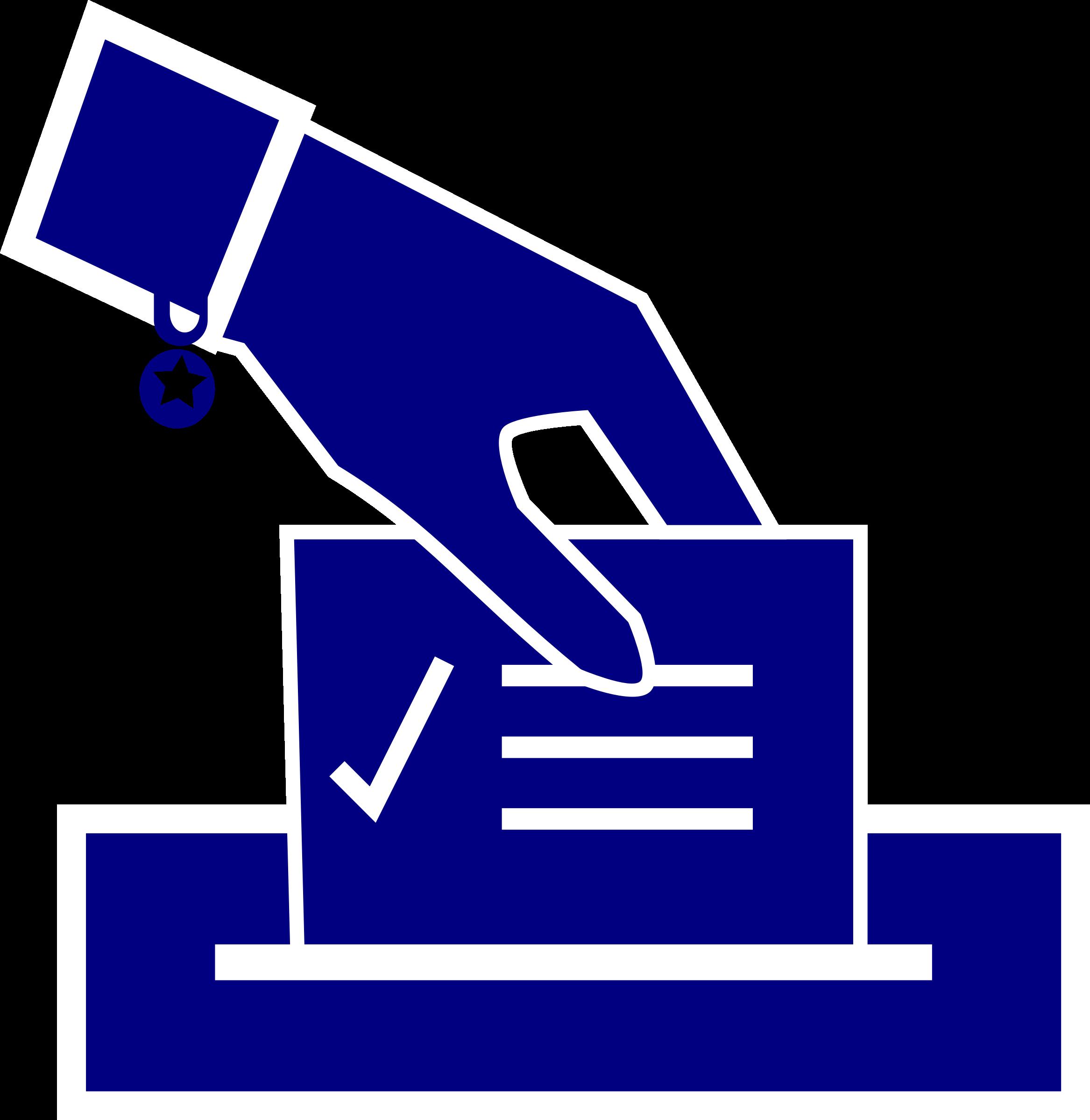 Box voting clip art. Election clipart ballot