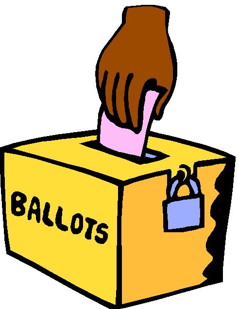 Election ballot cliparts zone. Voting clipart legislative leader