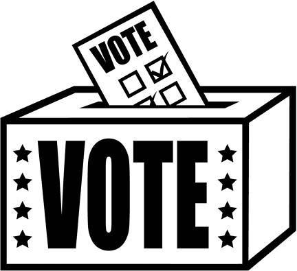 Free election ballot cliparts. Voting clipart electoral vote