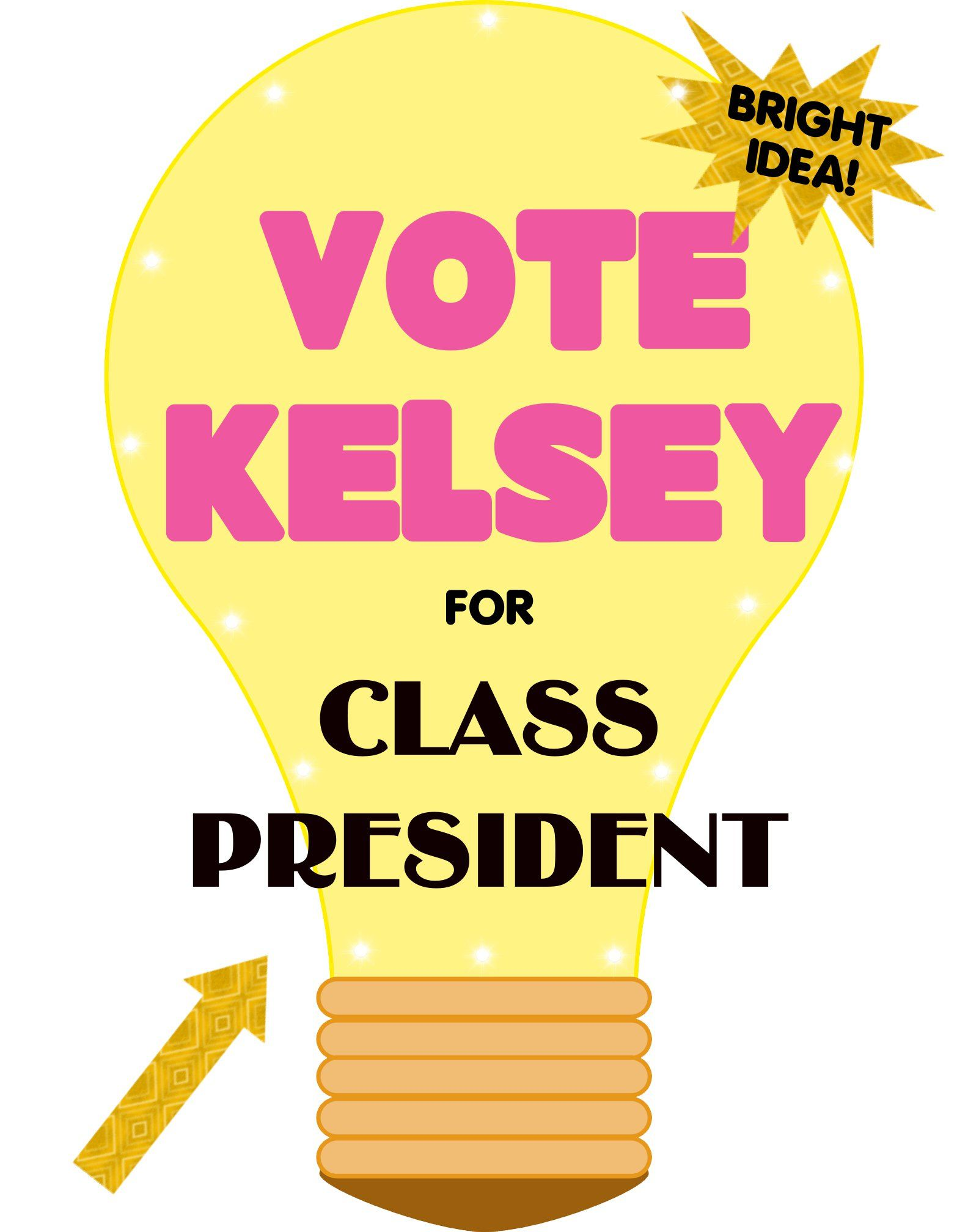 Pin on projects to. Voting clipart campaign poster