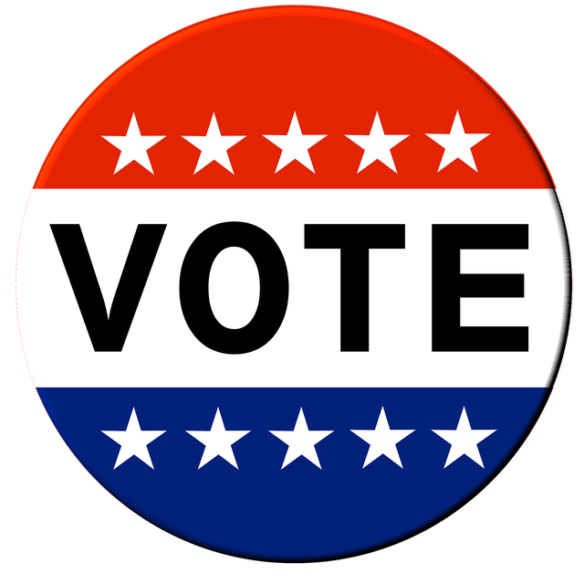 Voting clipart elector. Last day to register