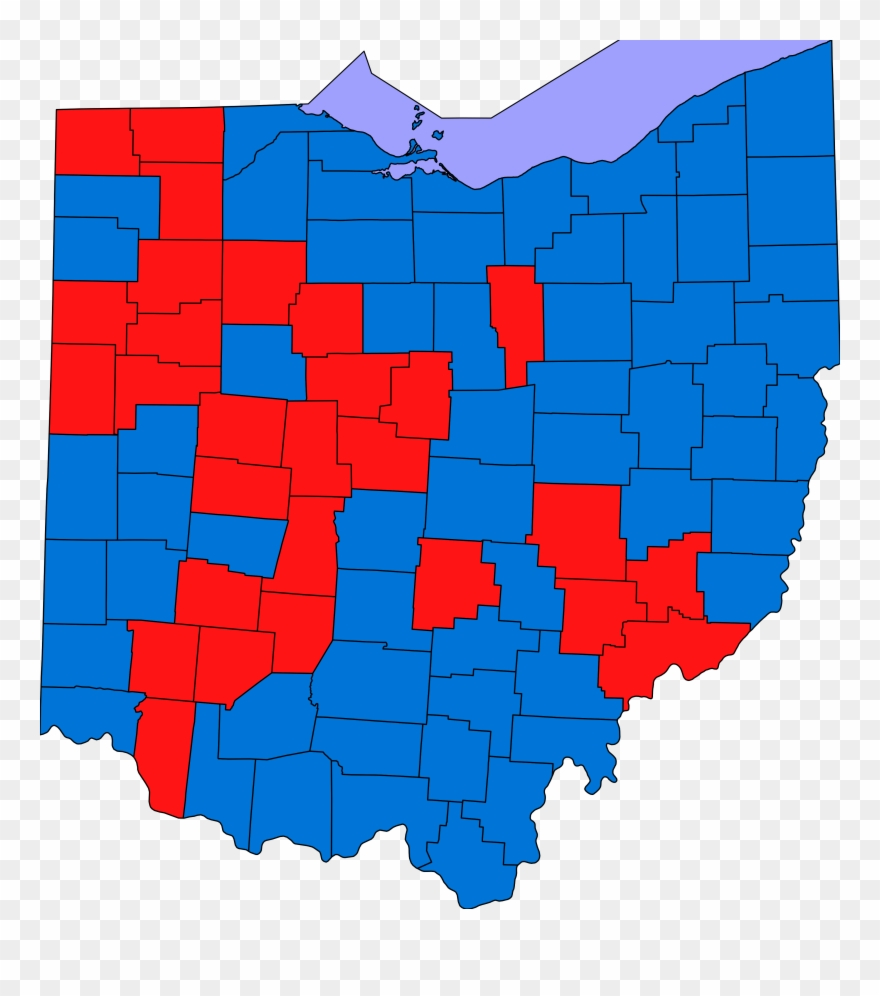 Ohio governor results by. Election clipart congressman