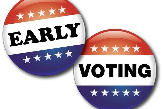 Voting clipart absentee ballot. November election early hours