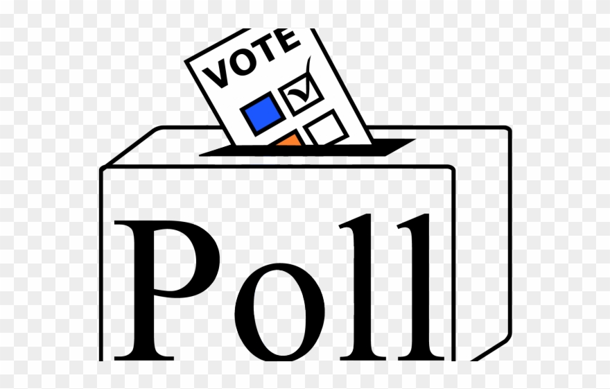Vote voting poll png. Election clipart election canadian