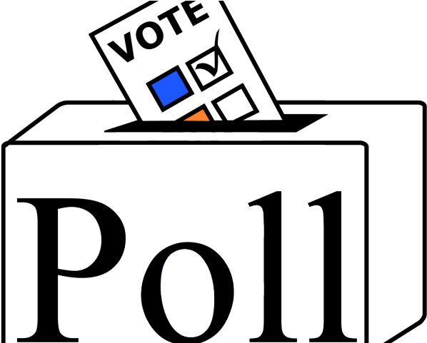 Voting clipart election canadian. Vote poll png download