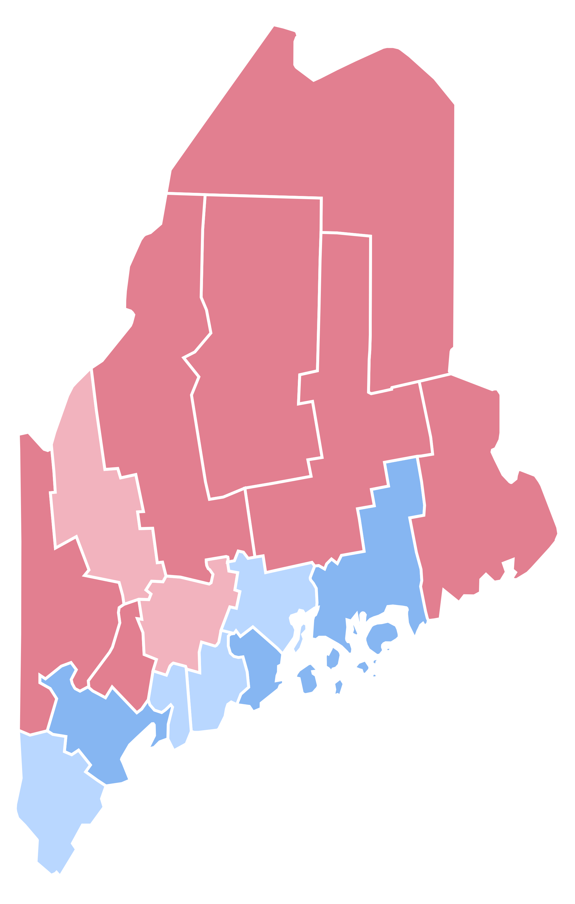 File maine presidential results. Election clipart election result