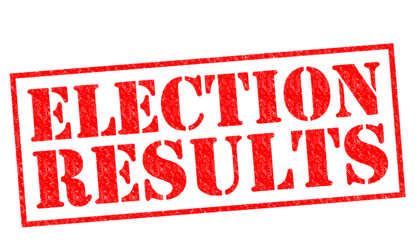 Election clipart election result. Run off results unifor