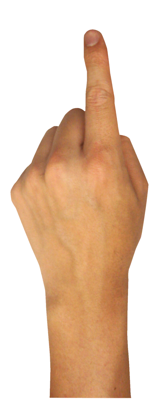 Finger png image purepng. Thumb clipart one