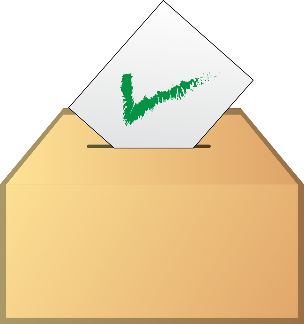 Pointing clipart voting. Approval follow my vote