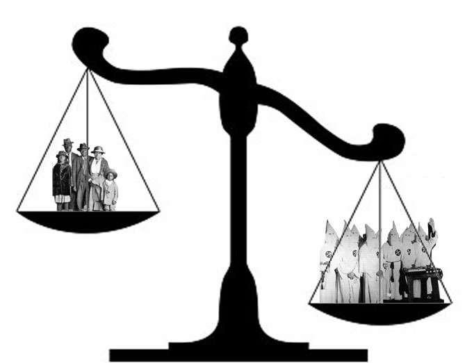 Voting clipart majority rule. The tyranny of vs