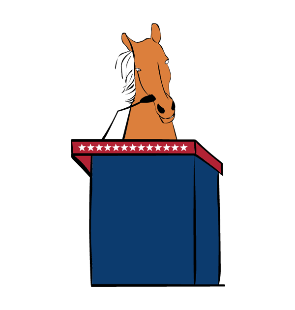 collection of eve. Election clipart officer