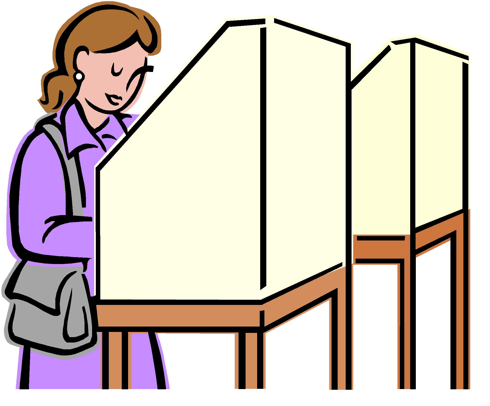 voting clipart womens suffrage