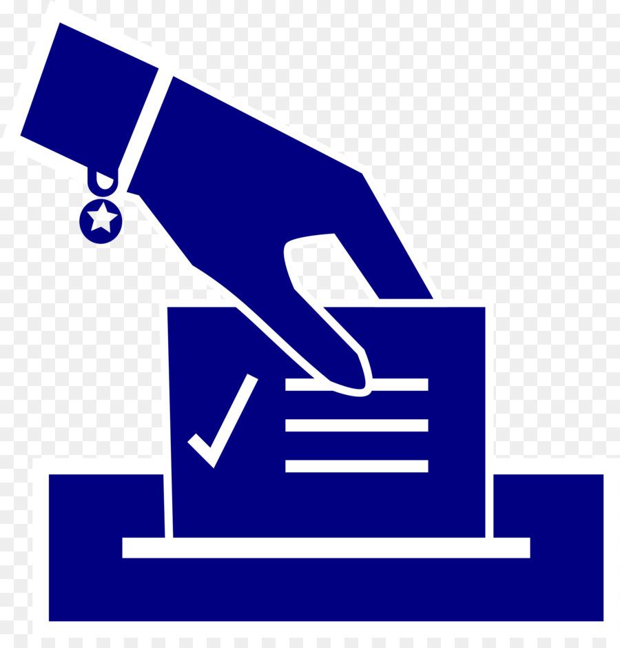 Day blue text transparent. Election clipart politics