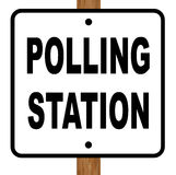 Election clipart polling place. Media coverage on day