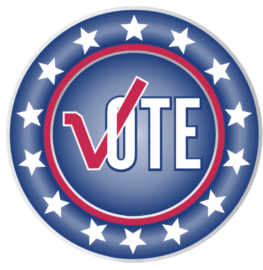 Coconino archived paid poll. Election clipart polling place