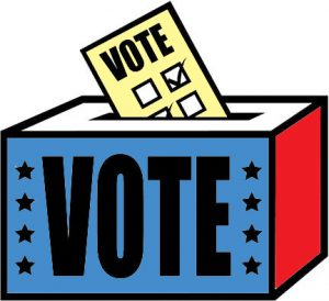 Board of elections august. Voting clipart polling place