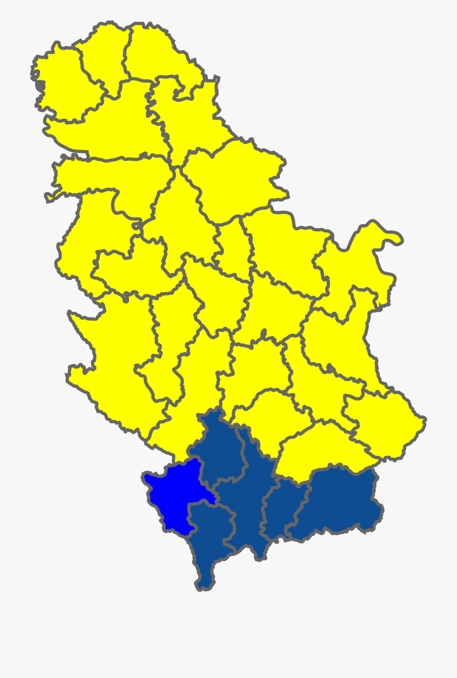 Map of serbia free. Election clipart popular vote
