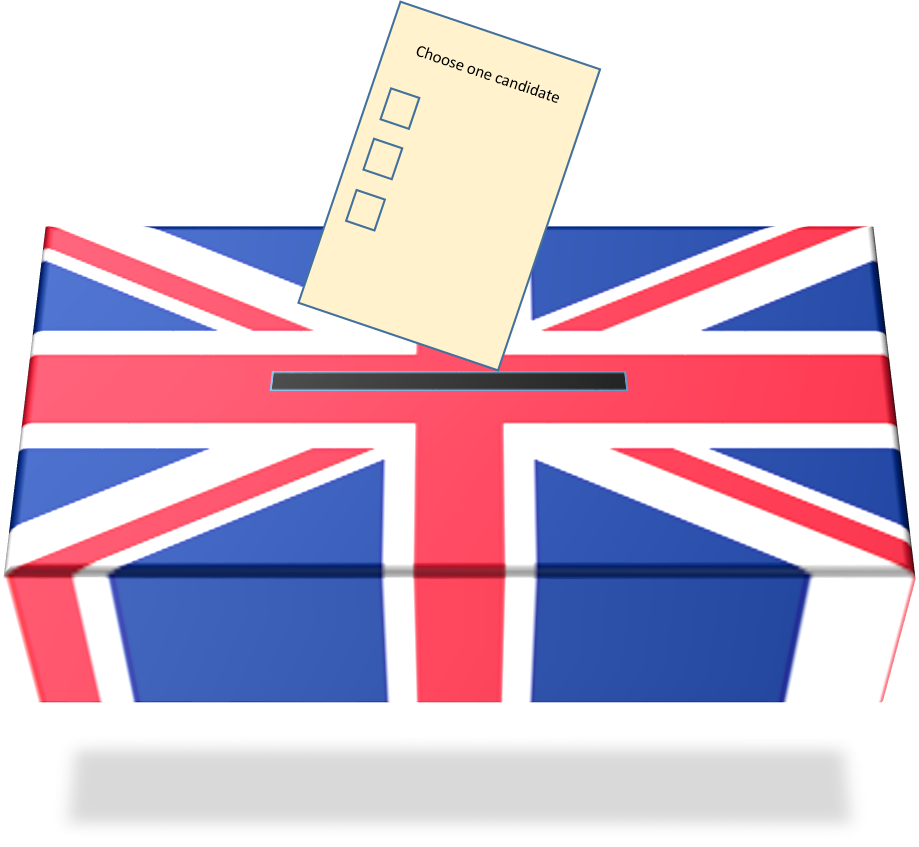 Voting clipart value british. Uk general election called