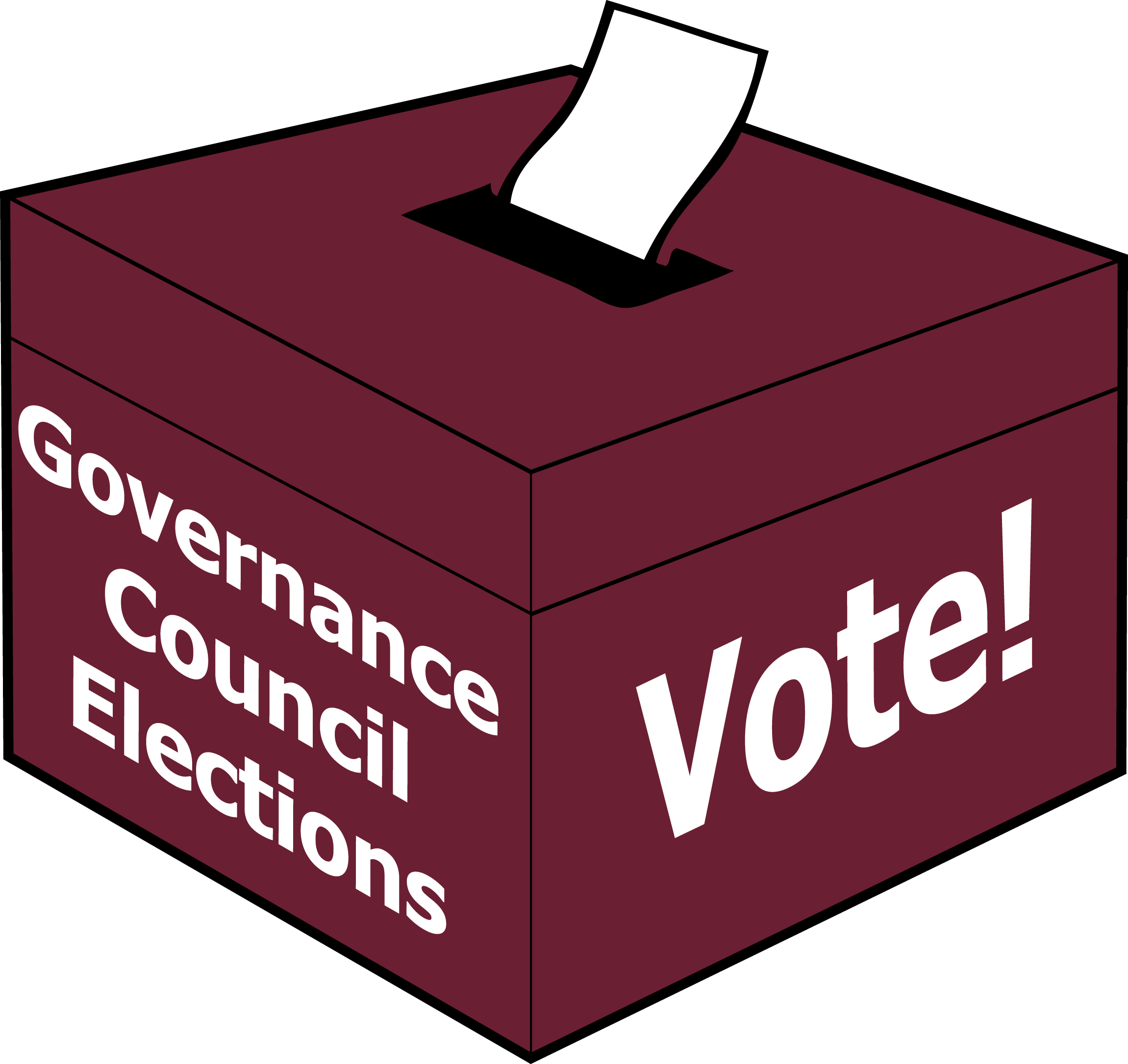 Images all documents ballot. Voting clipart voting box