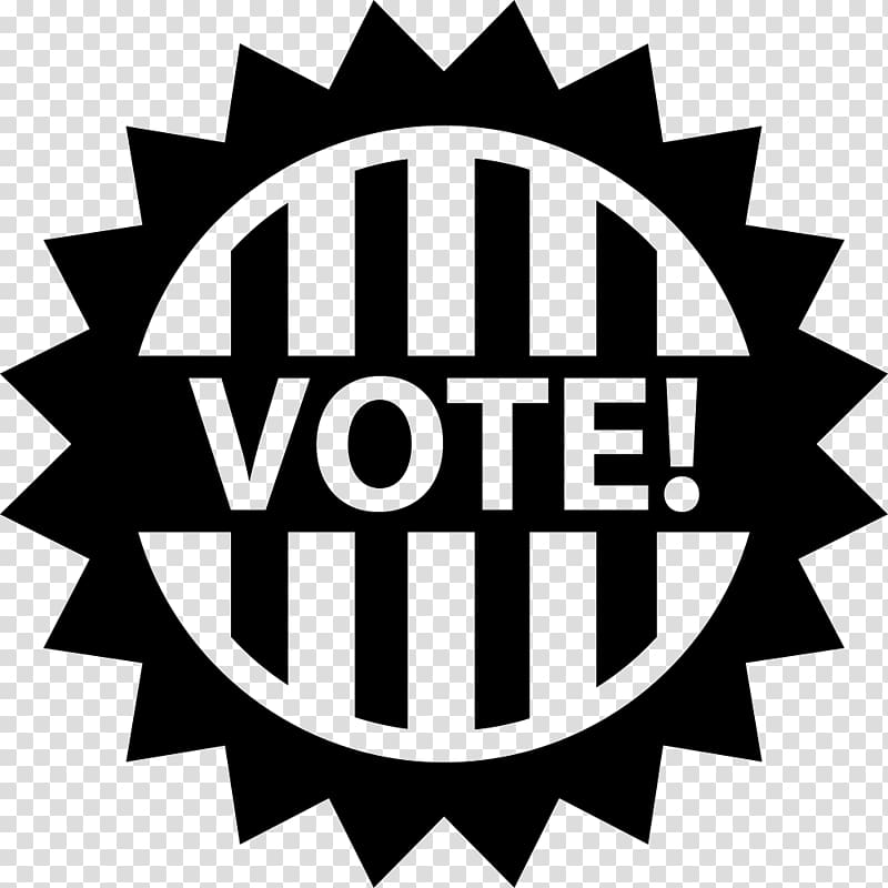 Voting clipart black and white. Ballot box election others