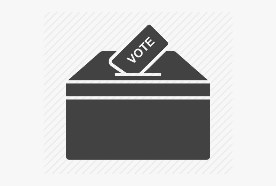 Vote ballot free election. Voting clipart raffle box
