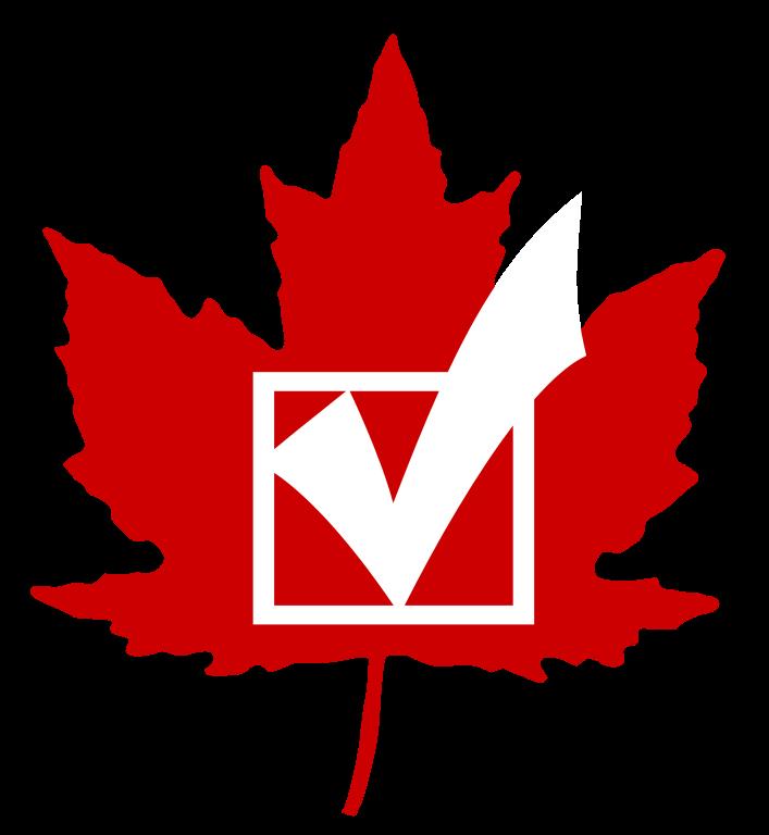 politics clipart election canadian