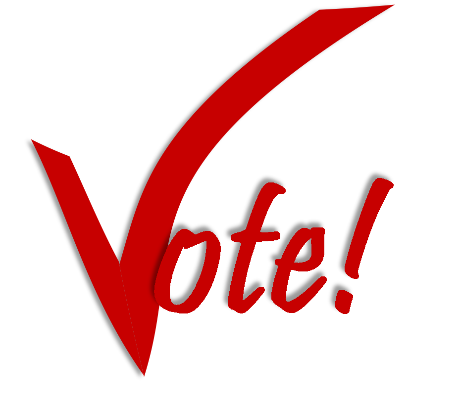 collection of vote. Voting clipart vector