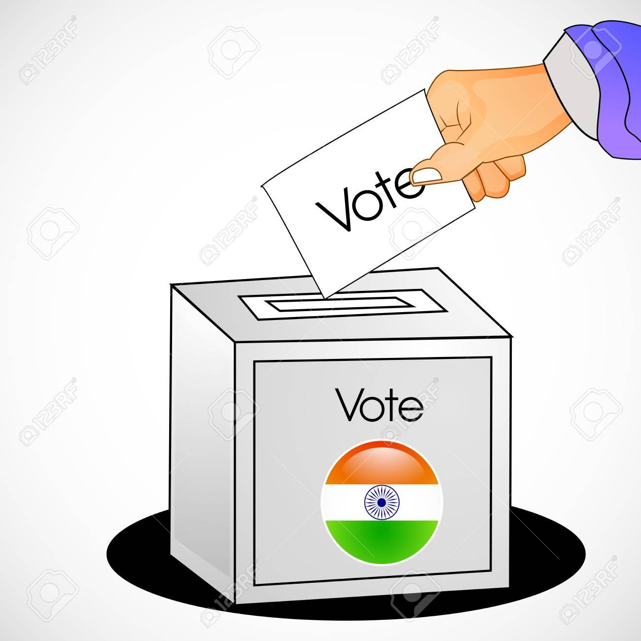 Free vote download clip. Election clipart validity