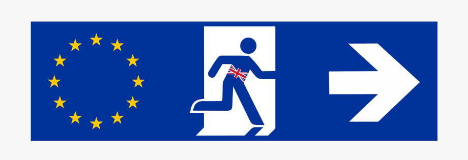 Voting clipart value british. Fire exit signs right