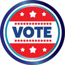 Voting clipart vote button. Free election clip art
