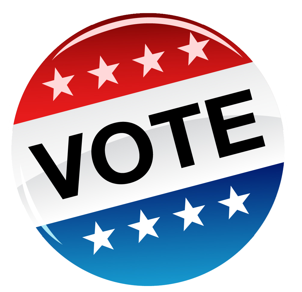 Candidate statement barrios for. Voting clipart vote pin
