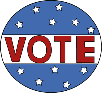 Voting clipart today. And elections lessons tes