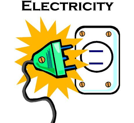 Electric clipart. Electricity free panda images