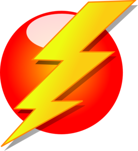 Power download. Electric clipart