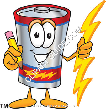 Free download best . Electricity clipart cartoon