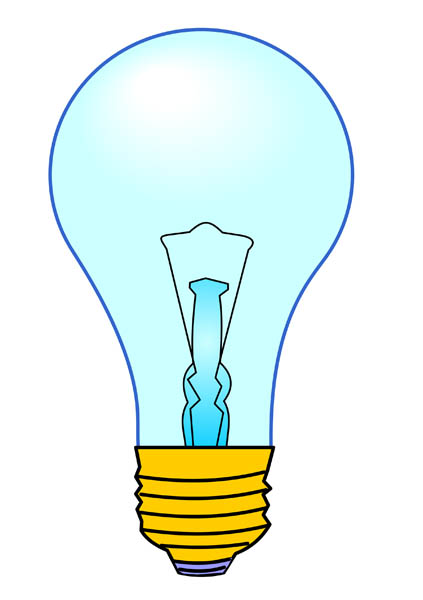 Free electric cliparts download. Lamp clipart electrical bulb