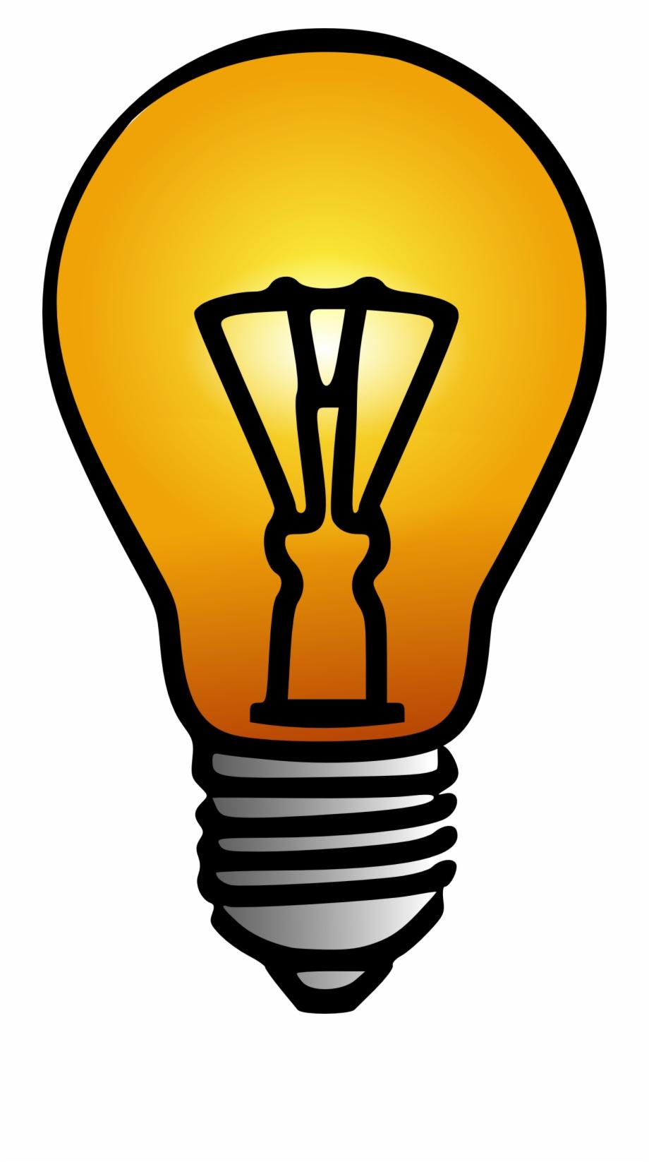 Lamp clipart electrical bulb. Electric light clip art