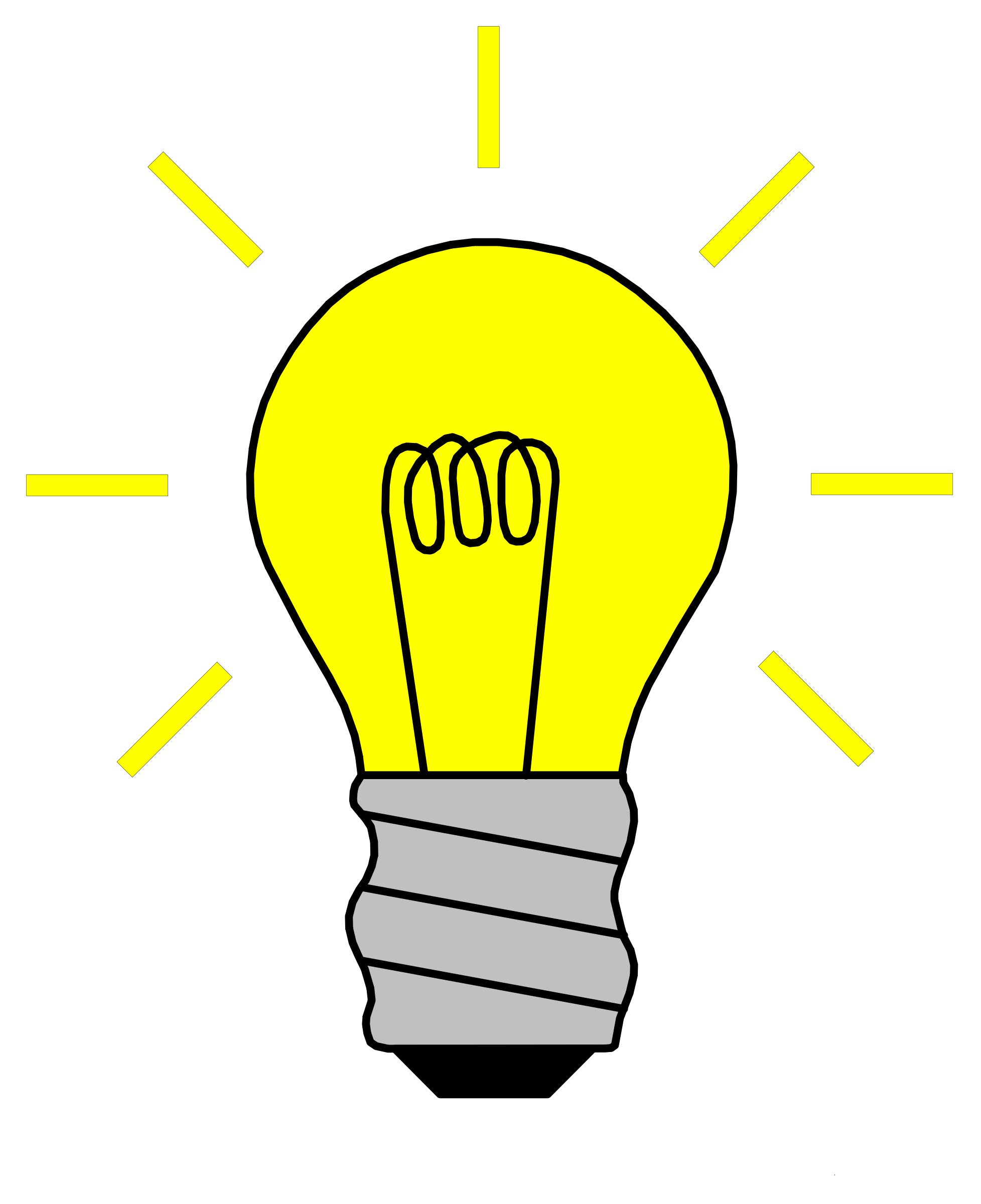 Lights clipart solution. Incontinence panda free images