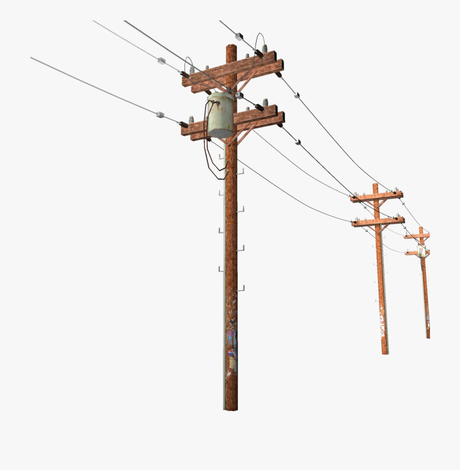 Power png free cliparts. Electricity clipart electric pole