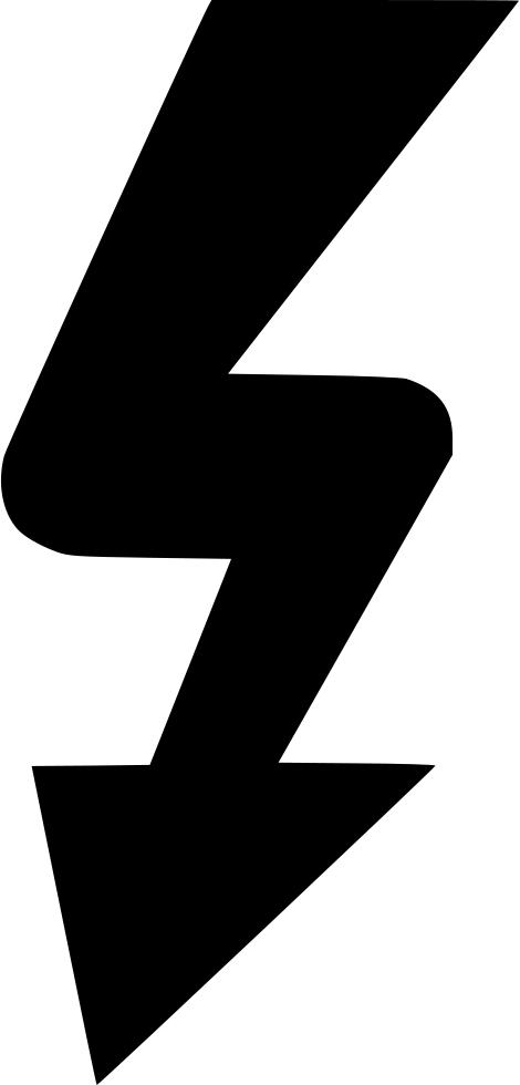 Symbol perfect most disturbing. Energy clipart electric shock