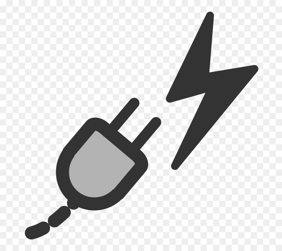 Electricity symbol png download. Electrical clipart power cord