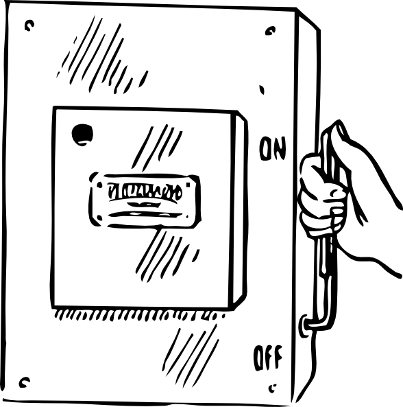 electric clipart electrical panel