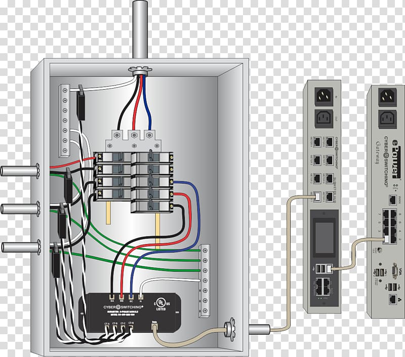 Electricity Clipart Electrical Panel  Electricity Electrical Panel Transparent Free For Download