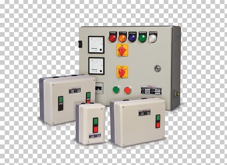 Electric clipart electrical panel. Motor soft starter controller