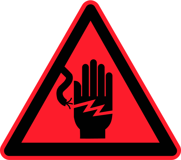 Electricity clipart electricity safety.  collection of electrical