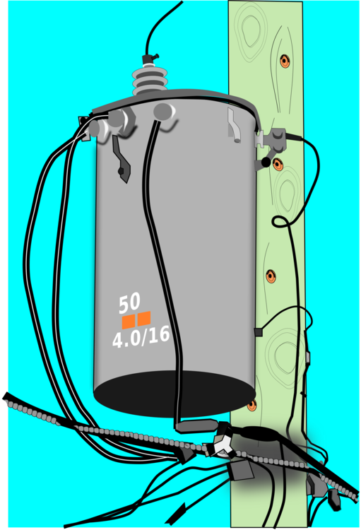 Graphic design communication water. Electric clipart electrical transformer
